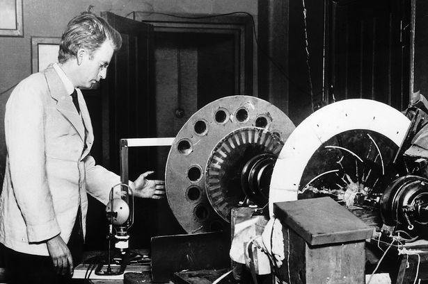 Lịch sử ghi nhận John Logie Baird là người phát minh ra TV. Nhưng lịch sử ghi nhận quá trình ra đời chiếc TV đầu tiên phức tạp hơn rất nhiều. Ảnh: Internet