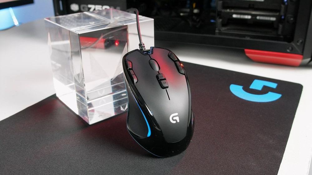 chuot game logitech g300s
