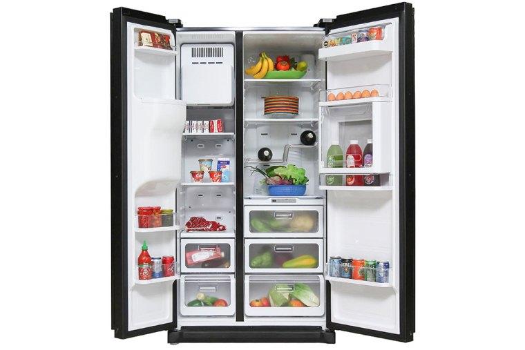 Tìm hiểu về dòng tủ lạnh side by side đắt tiền? Ảnh 2