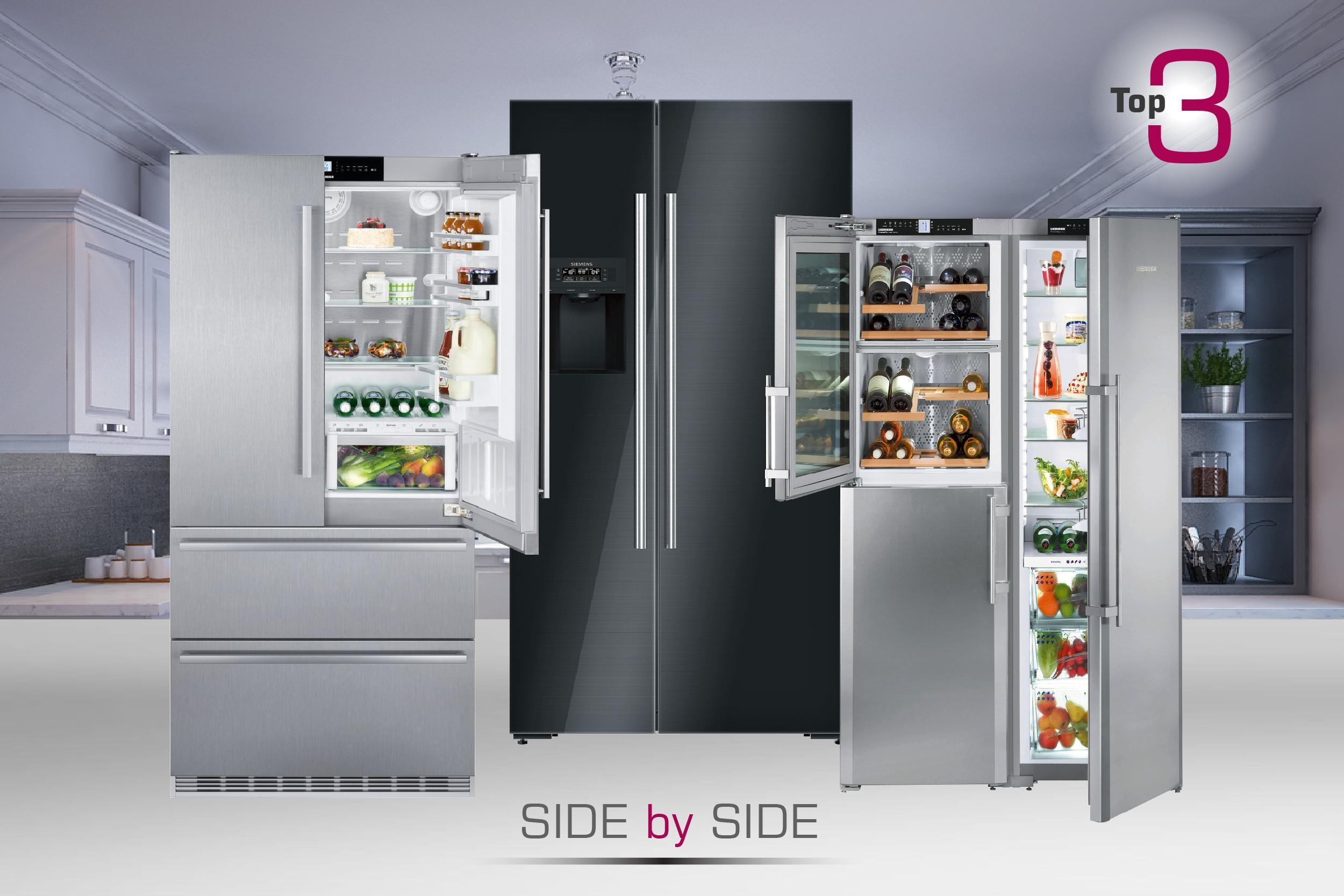 top 3 chiếc tủ lạnh đắt nhất tại việt nam