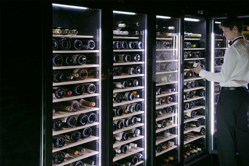 5 nguyên tắc cần nhớ khi bảo quản rượu vang