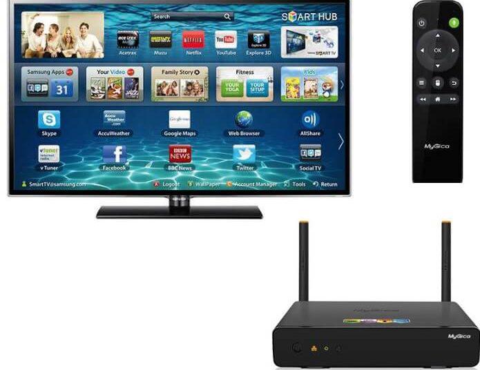 Biến ti vi thường thành một chiếc Smart Tivi