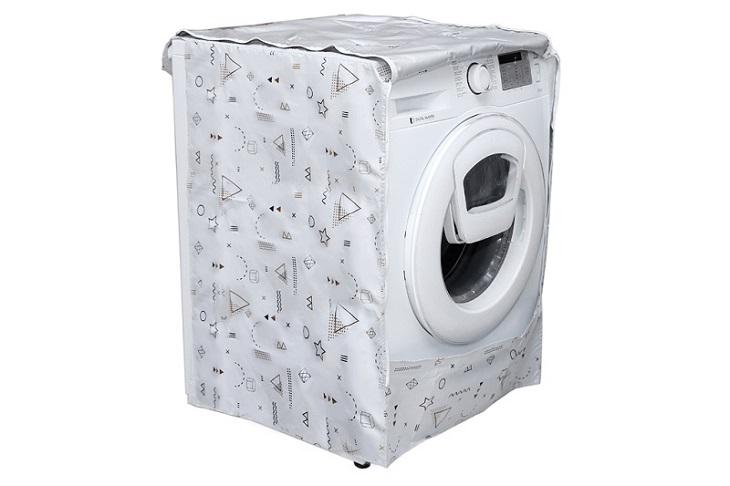 khăn phủ và áo trùm máy giặt