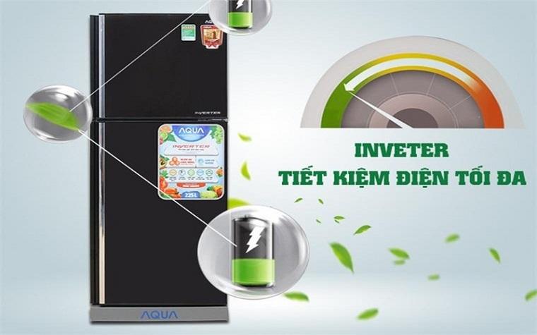 Tủ lạnh Inverter có ưu điểm gì so với tủ lạnh thông thường